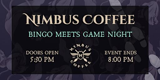 Nimbus Coffee x Game Night
