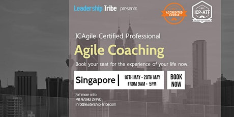ICAgile Certified Professional Agile Coaching (ICP-ACC) tickets