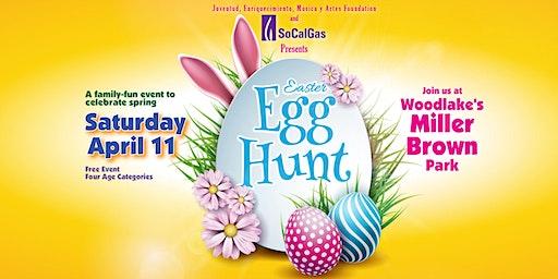 Easter Egg Hunt - Woodlake