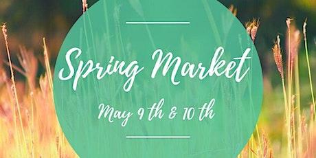 Spring Market - Millennium Place tickets