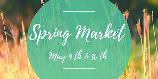 Spring Market - Millennium Place
