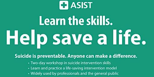 ASIST- Applied Suicide Intervention Skills Training- Workshop