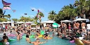 Las Vegas Clubs Wet Republic Pool Party + Nightclub Entrance Nevada