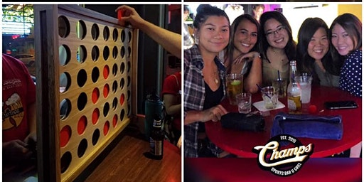 THIRSTY THURSDAY - CHAMPS SPORTS BAR