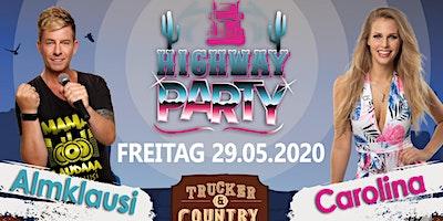 Highway Party • Carolina & Almklausi • 29.05.2