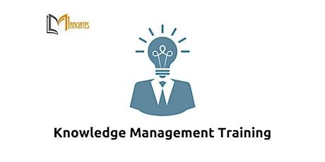 Knowledge Management 1 Day Training in Alpharetta, GA tickets