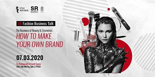 [SR Fashion Business Talk] The Business of Beauty & Cosmetics