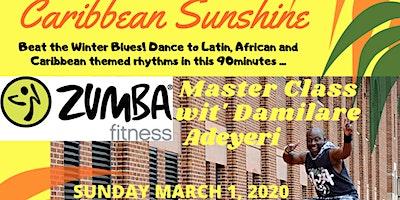 Caribbean Sunshine - Zumba Master Class with Damilare Adeyeri