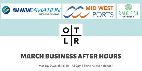 March Business After Hours tickets