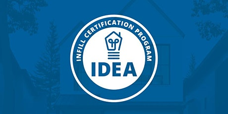 Copy of IDEA Infill Certification Courses tickets