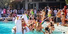 Las Vegas Clubs Jewel Nightclub and Pool Party Las Vegas Nevada NV