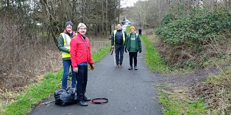 ON HOLD National Cycle Network Litterpick, Westburn, nr Cambuslang(route 75) tickets