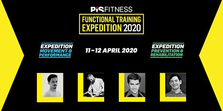 Functional Training Expedition 2020 tickets