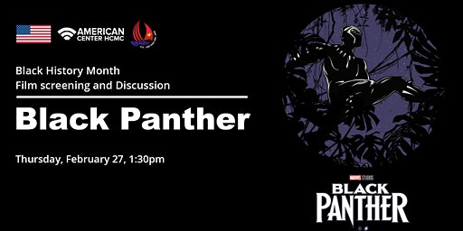 Film Screening and Discussion: Black Panther
