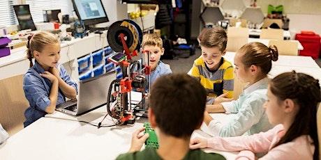 Making in education. Come integrare maker space e scuole? biglietti