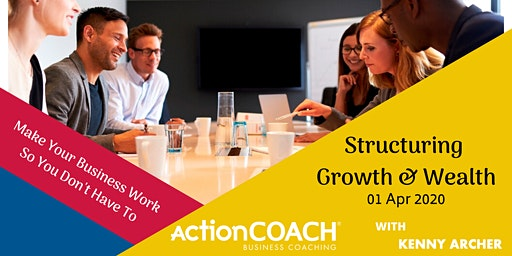 Structuring Growth & Wealth