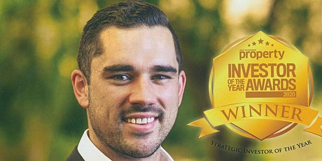 Meet the 2020 Property Investor Of The Year and hear his story tickets