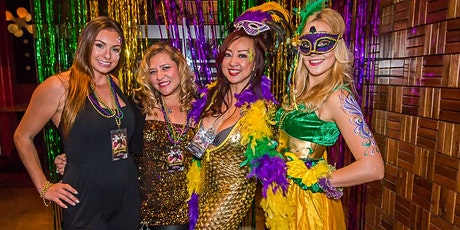 Mardi Gras Party [FREE Beads & Masks to first 100] tickets