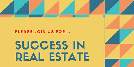 Success In Real Estate tickets