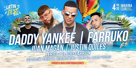 Latin Fest 2020 tickets