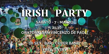 BRING THE NOISE - Irish Party tickets