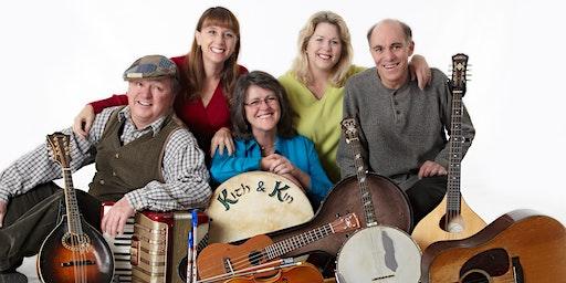 Kith and Kin Show! Irish Music and Blarney!