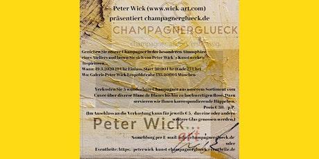 Peter Wick präsentiert Champagnerglueck Tickets