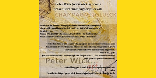Peter Wick präsentiert Champagnerglueck