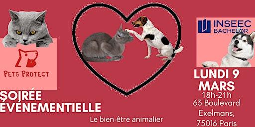 Soirée conférence : le bien-être animalier Paris