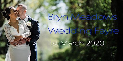 Bryn Meadows Hotel, Golf & Spa Wedding Fayre  – Sunday 1 March 2020
