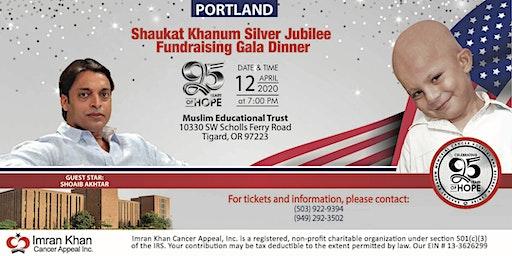 Fundraising  Gala Dinner in Portland