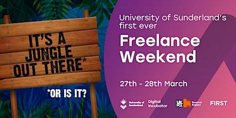 Freelance Weekend tickets