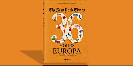 PRESENTACIÓN DEL LIBRO «NEW YORK TIMES 36 HOURS» entradas