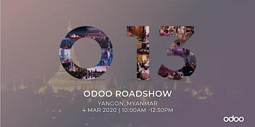 Odoo Roadshow - Yangon
