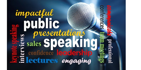 Optimize Your Speaking and Presentation Skills tickets