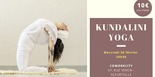 Cours de Kundalini Yoga