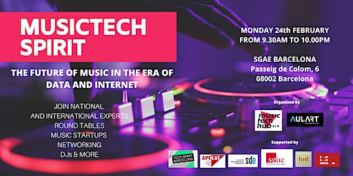 MUSICTECH SPIRIT: The Future of Music in the Era of Data and Internet
