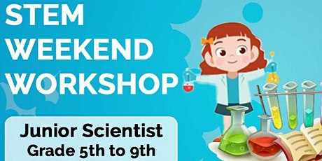 Fun Science (STEM) weekend workshop in Hyderabad for junior scientist tickets