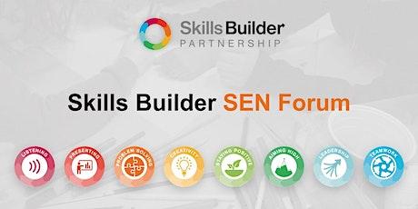 Skills Builder SEN Forum - South West tickets