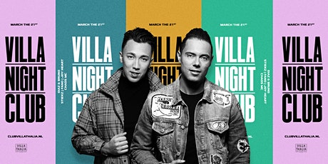 Villa Night Club 21-3 tickets