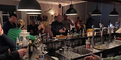 Talking Diner - Netwerkavond
