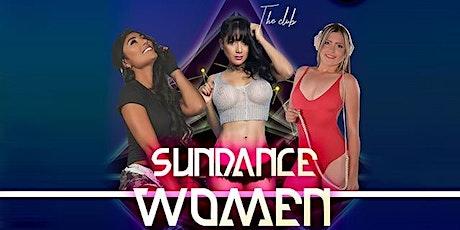 sundance women entradas