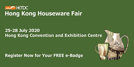 HKTDC Hong Kong Houseware Fair tickets