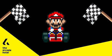 Mario Kart Deluxe Tournament at The Arcade Hotel tickets