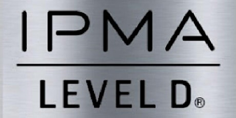 IPMA – D 3 Days Training in Virtual Live Antwerp tickets