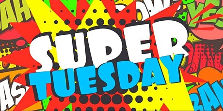 SUPER Tuesday - 80s, Disco, Hip Hop & Games Corner Tickets