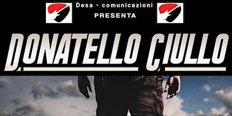 Donatello Ciullo Band al Peocio biglietti