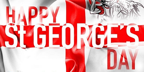 St George's Day tickets