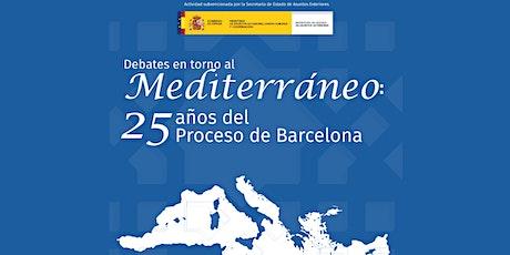 Debates en torno al Mediterráneo: sesión sobre medioambiente entradas