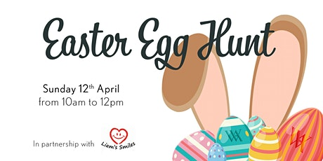 Easter Egg Hunt with Liam's Smiles Charity tickets